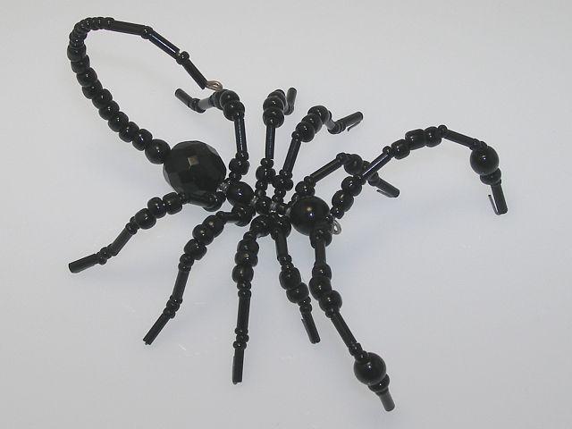 Beaded Scorpion #205