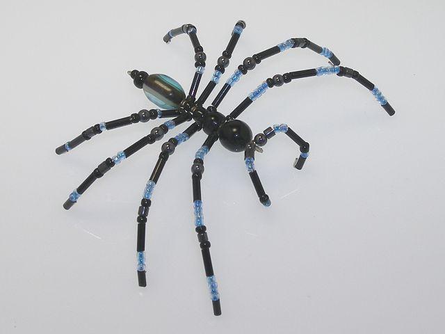 Beaded Spider #175